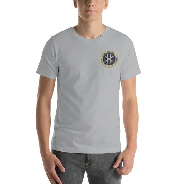 Joint Special Operations Command (JSOC) Embroidered Short-Sleeve Unisex T-Shirt