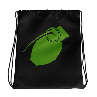 M26 Lemon Grenade Drawstring bag