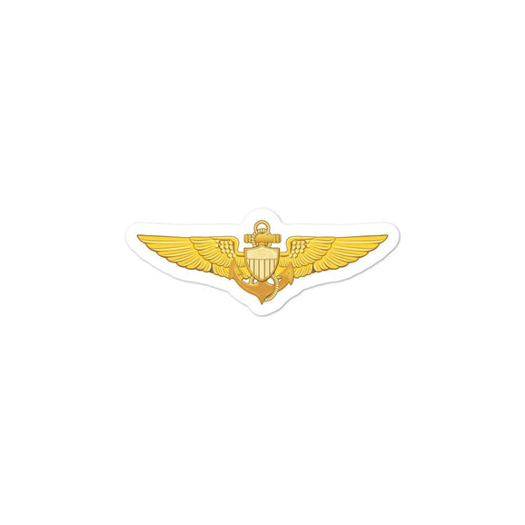 opszillastore,Naval Aviator Wings Bubble-free stickers,