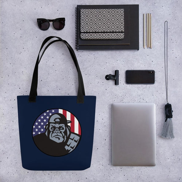 OPSZILLA Logo Tote bag - Black