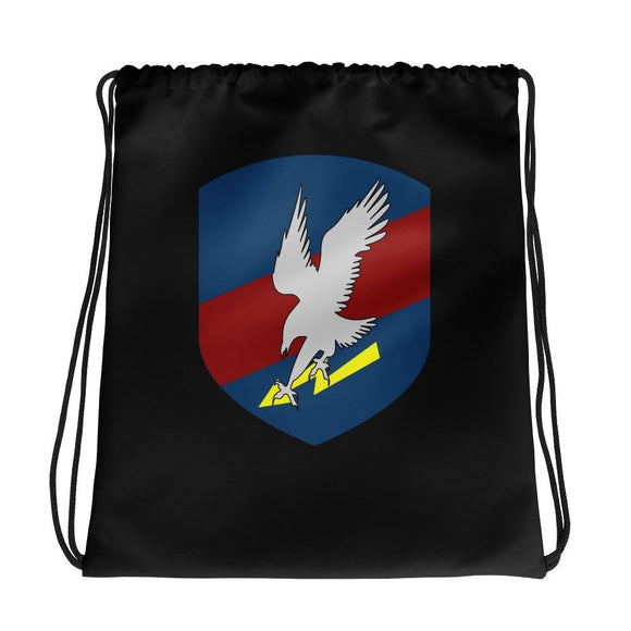 Polish JW GROM Drawstring bag