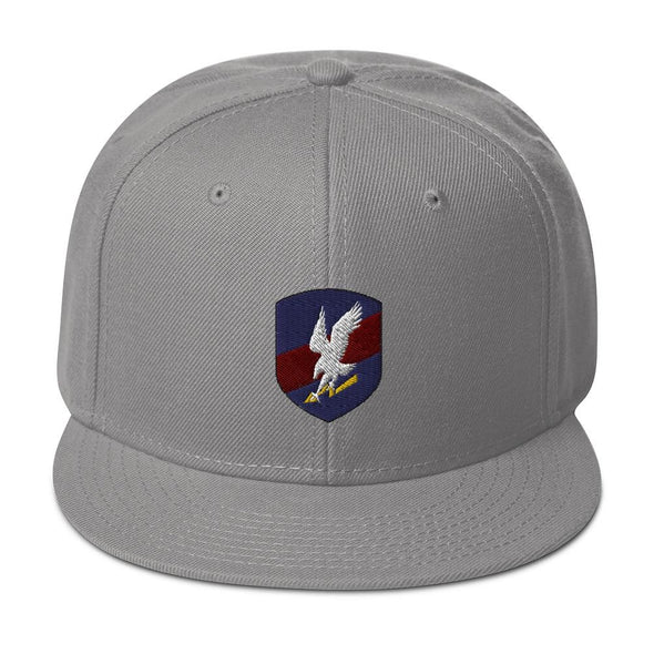 Polish JW GROM Embroidered Snapback Hat