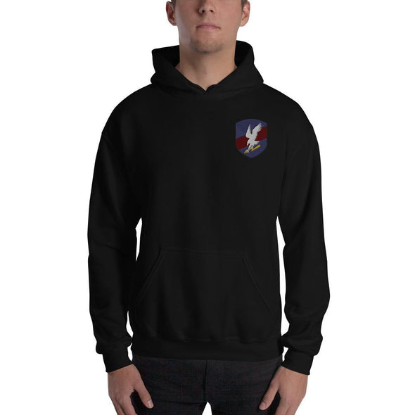 Polish JW GROM Embroidered Unisex Hoodie