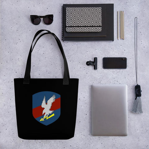 Polish JW GROM Tote bag - Black