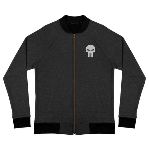 opszillastore,Punisher Bomber Jacket,