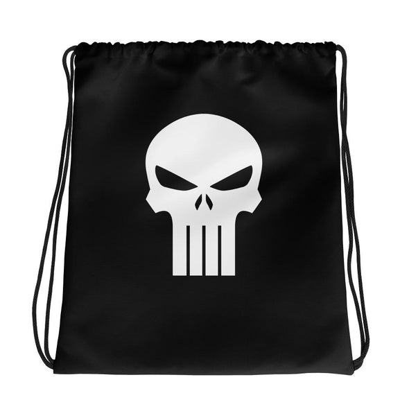 opszillastore,Punisher Drawstring bag,
