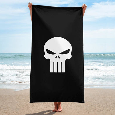 opszillastore,Punisher Towel,