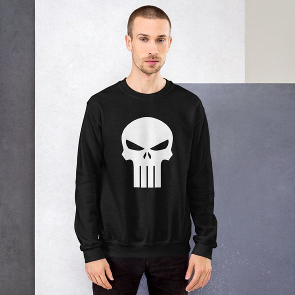 opszillastore,Punisher Unisex Sweatshirt,