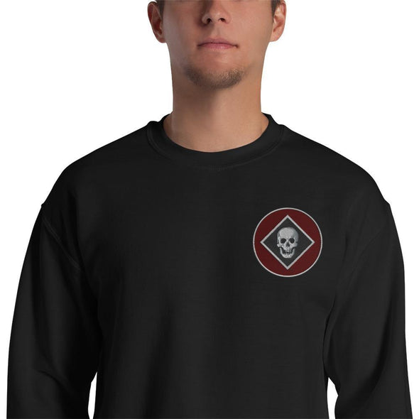 Raider Embroidered Unisex Sweatshirt