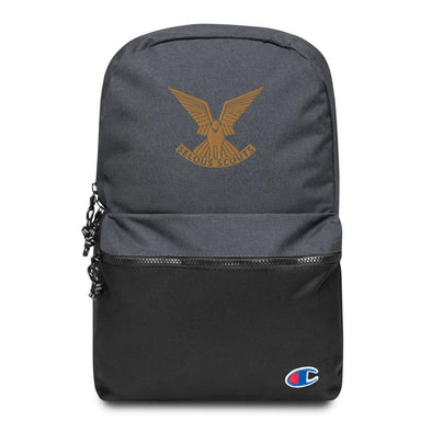 South African Selous Scouts Embroidered Champion Backpack
