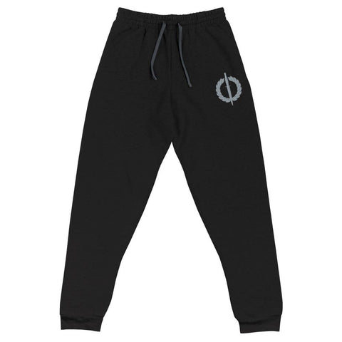 South African Special Forces (RECCE) Embroidered Unisex Joggers - Black / S
