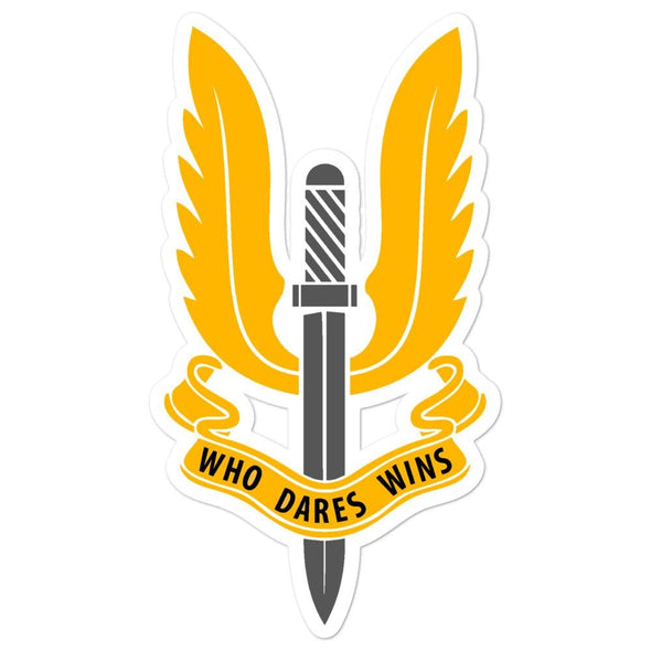 opszillastore,Special Air Service (SAS) Bubble-free stickers,
