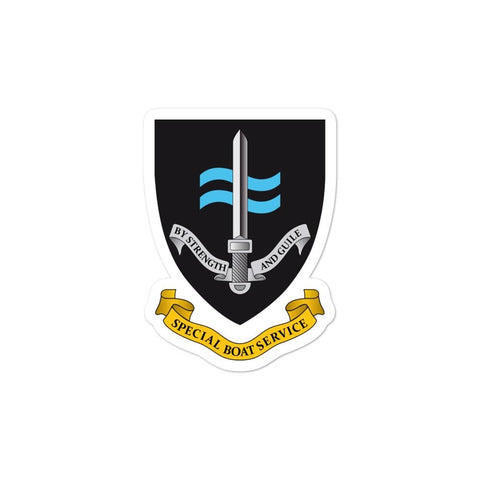 opszillastore,Special Boat Service (SBS) Bubble-free stickers,