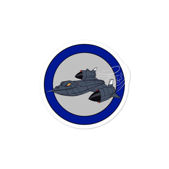 opszillastore,SR-71 Blackbird Bubble-free stickers,