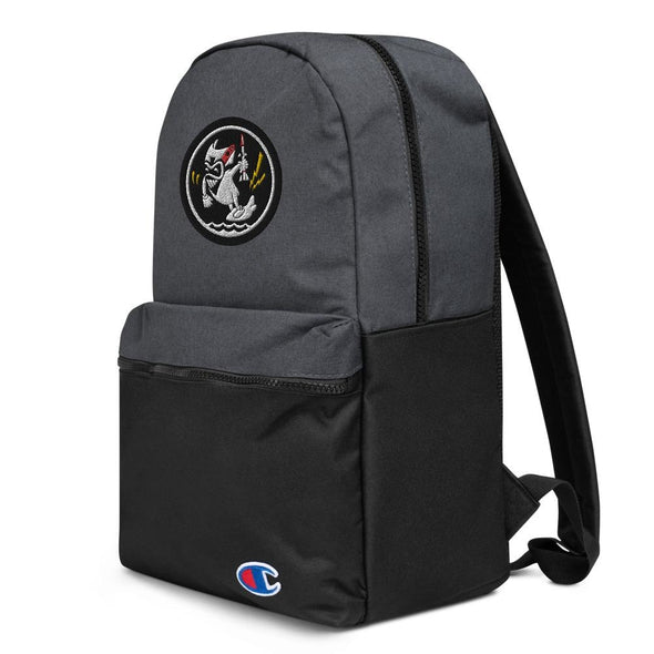 Strike 41 Embroidered Champion Backpack