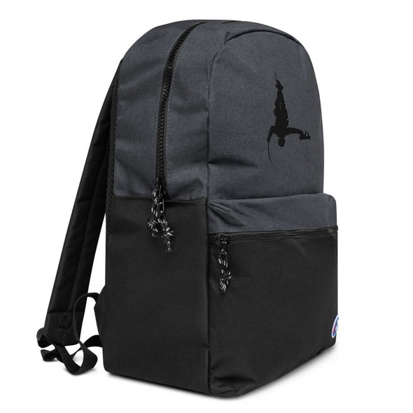 Tactical Rappel Embroidered Champion Backpack