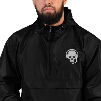 Target Confirmed Embroidered Champion Packable Jacket - Black / S