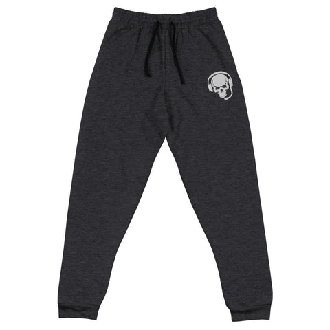 Target Confirmed Embroidered Unisex Joggers - Black Heather / S