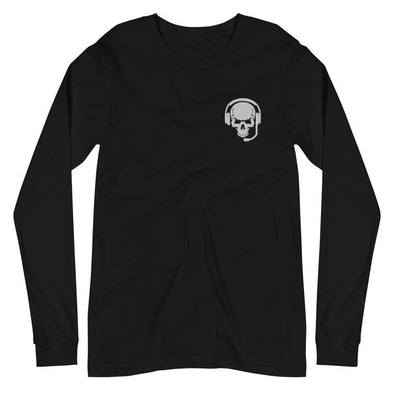 Target Confirmed Unisex Long Sleeve Tee - Black / XS