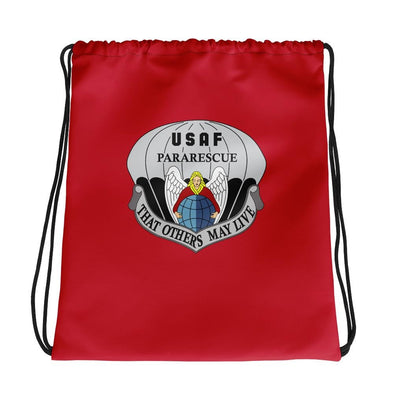 opszillastore,United States Air Force Pararescue (PJ) Drawstring bag,