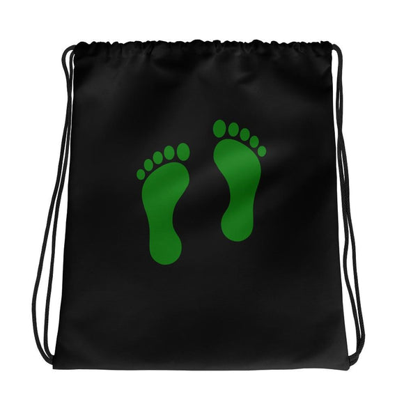 opszillastore,United States Air Force Pararescue (PJ) Green Feet Drawstring bag,