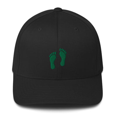 opszillastore,United States Air Force Pararescue (PJ) Green Feet Embroidered Structured Twill Cap,