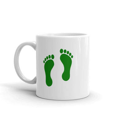 opszillastore,United States Air Force Pararescue (PJ) Green Feet Mug,