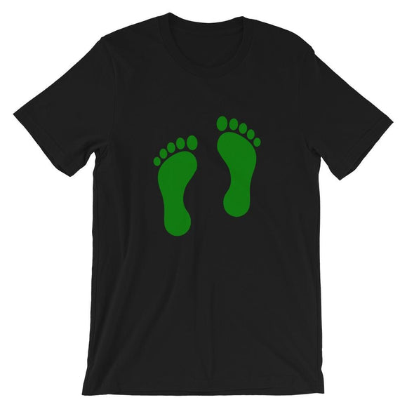 opszillastore,United States Air Force Pararescue (PJ) Green Feet Short-Sleeve Unisex T-Shirt,