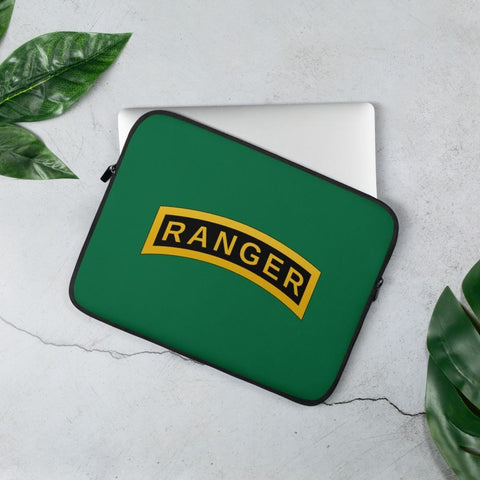 United States Army RANGER Tab Laptop Sleeve - 13 in