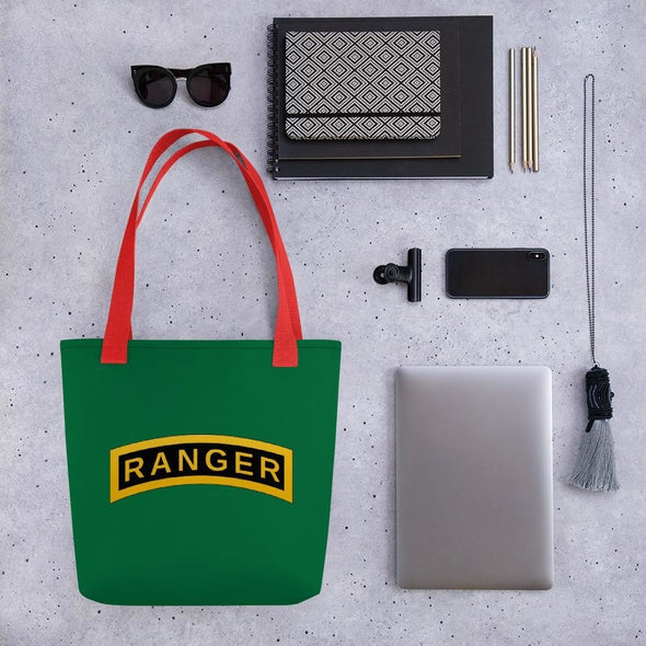 United States Army RANGER Tab Tote bag