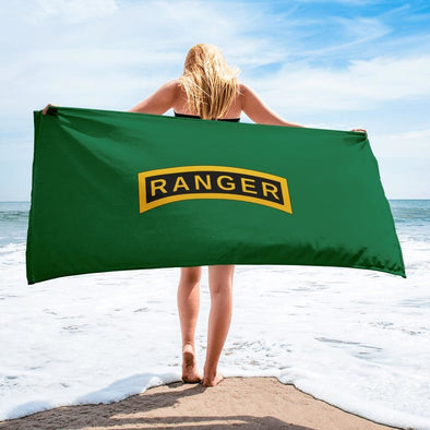 United States Army RANGER Tab Towel