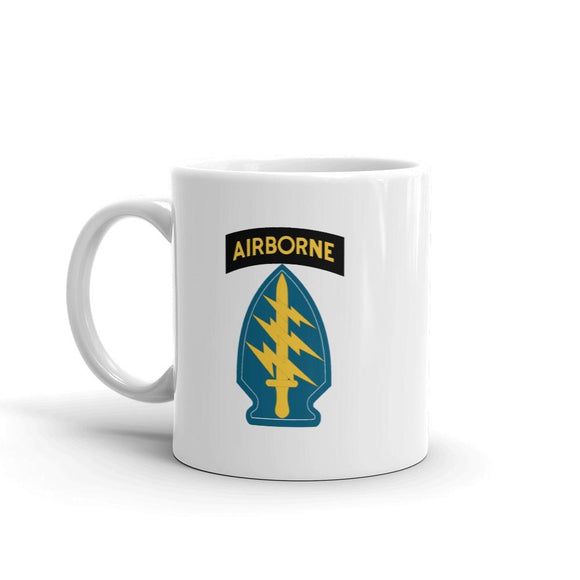 United States Army Special Forces Airborne Mug