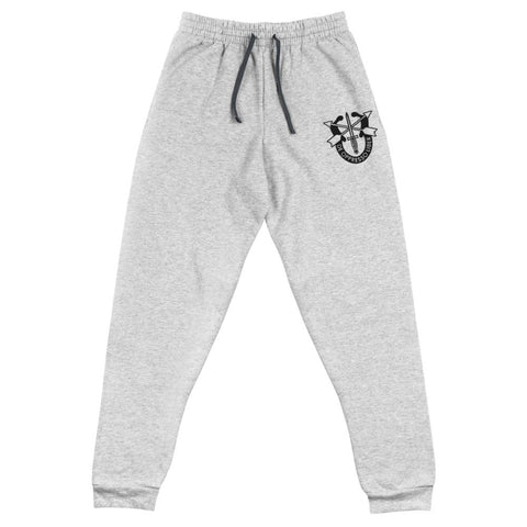 United States Army Special Forces Crest Embroidered Unisex Joggers - S