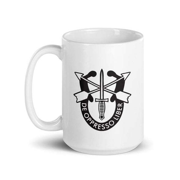 United States Army Special Forces Crest Mug