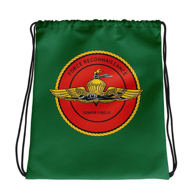 United States Marine Corps (USMC) Force Recon Drawstring bag