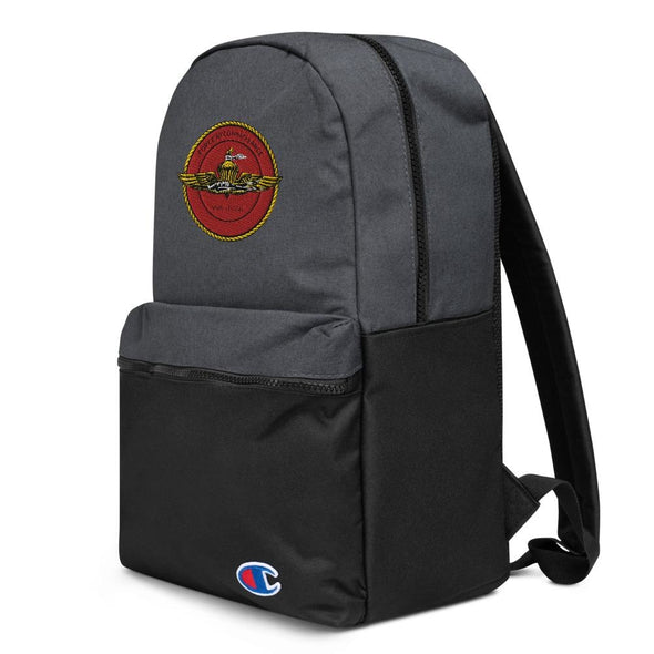 United States Marine Corps (USMC) Force Recon Embroidered Champion Backpack