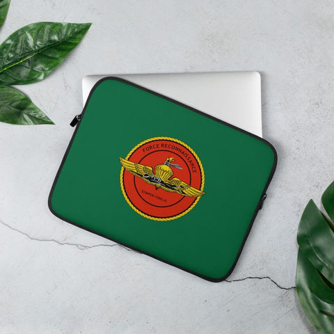 United States Marine Corps (USMC) Force Recon Laptop Sleeve - 13 in