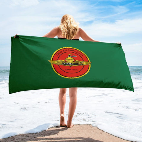 United States Marine Corps (USMC) Force Recon Towel