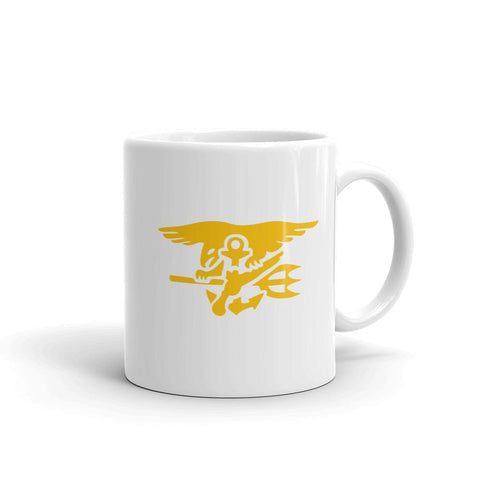 United States Navy SEAL Trident Mug - 11oz