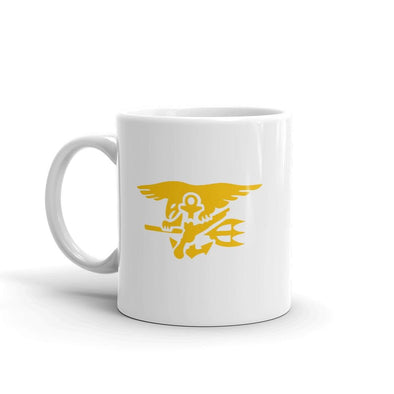 United States Navy SEAL Trident Mug