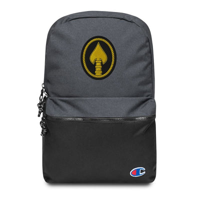 United States Special Operations Command Embroidered Champion Backpack