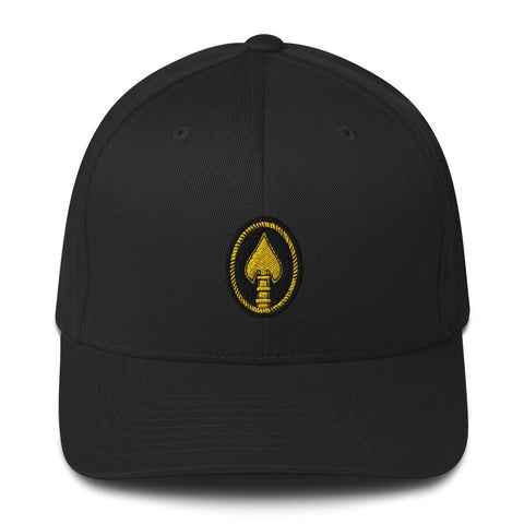 opszillastore,United States Special Operations Command Embroidered Structured Twill Cap,