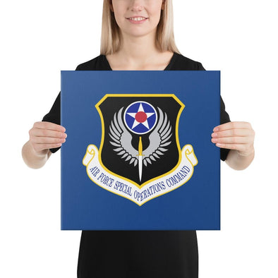 opszillastore,USAF Special Operations Command Canvas,