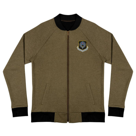 opszillastore,USAF Special Operations Command Embroidered Bomber Jacket,