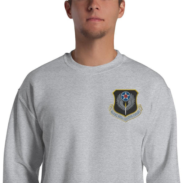 opszillastore,USAF Special Operations Command Embroidered Unisex Sweatshirt,
