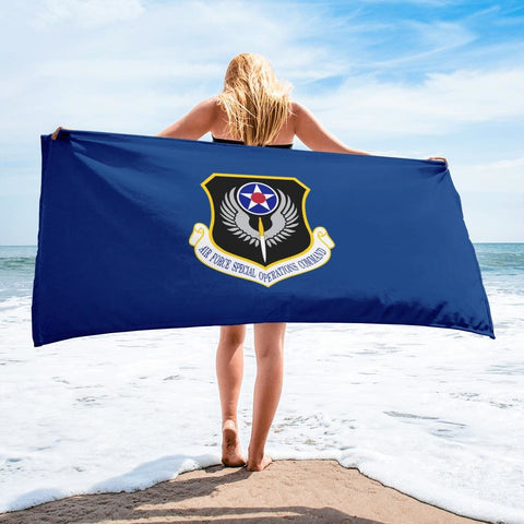 opszillastore,USAF Special Operations Command Towel,