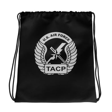 opszillastore,USAF Tactical Air Control Party (TACP) Crest Drawstring bag,