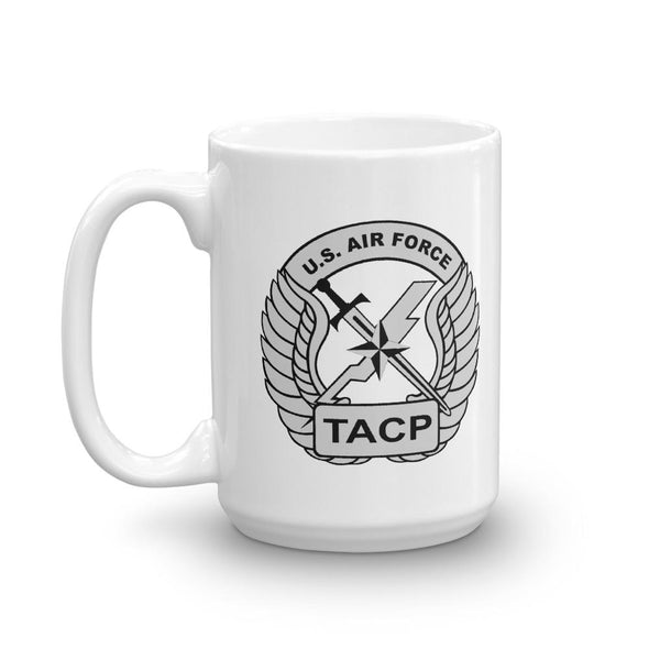 opszillastore,USAF Tactical Air Control Party (TACP) Crest Mug,