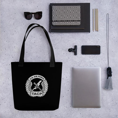 opszillastore,USAF Tactical Air Control Party (TACP) Crest Tote bag,