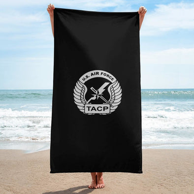 opszillastore,USAF Tactical Air Control Party (TACP) Crest Towel,